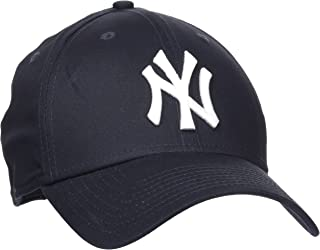 meet 5b3af 4bf6c New Era Men s MLB Basic NY Yankees 39Thirty Stretch Back Baseball Cap