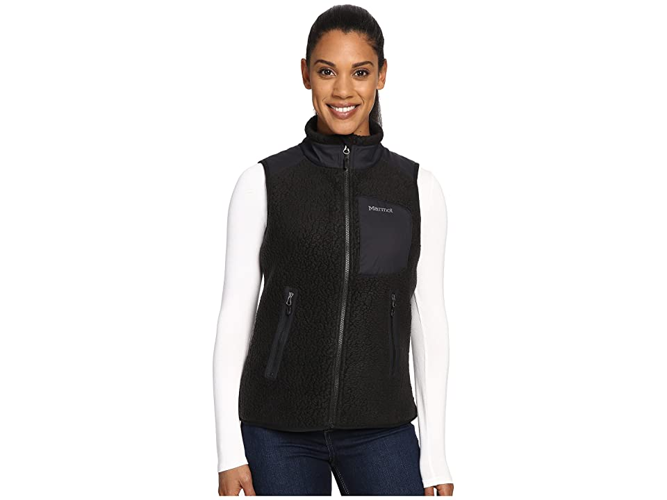 Marmot Wiley Vest (Black) Women