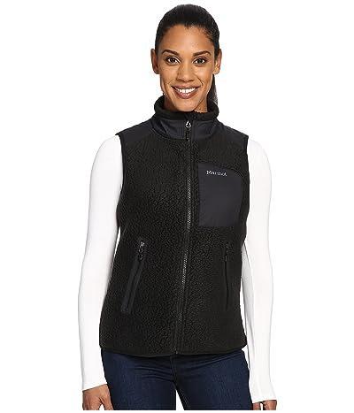 Marmot Wiley Vest (Black) Women