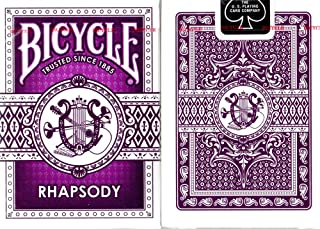 Bicycle Purple Rhapsody Playing Cards