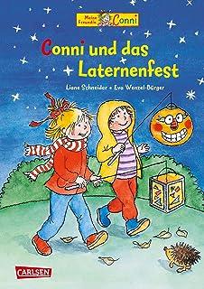 Conni und das Laternenfest: Mini-Bilderbuch