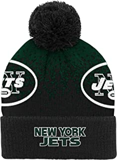 quality design d700f aabe3 Outerstuff NFL Boys Gradient Jacquard Cuffed Knit Hat