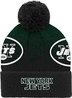 Outerstuff NFL Boys Gradient Jacquard Cuffed Knit Hat