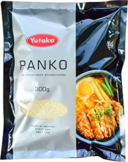 Panko Japanese Breadcrumbs -300g - Great for Katsu Curry &