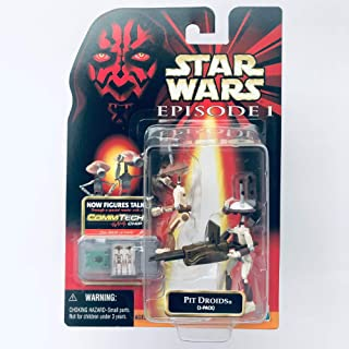 Star Wars Episode I Basic Figure Comtech Pit Droid (2 body case) (japan import)