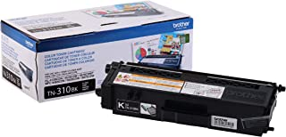 Best Brother Genuine Standard Yield Toner Cartridge, TN310BK, Replacement Black Toner, Page Yield Up To 2,500 Pages, TN310 Review
