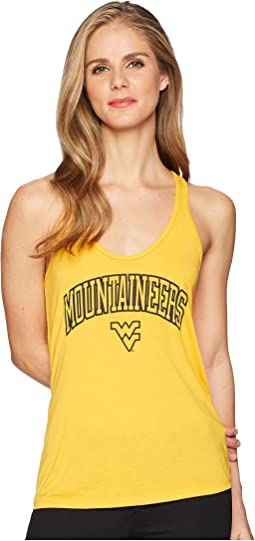 West Virginia Mountaineers Eco® Swing Tank Top