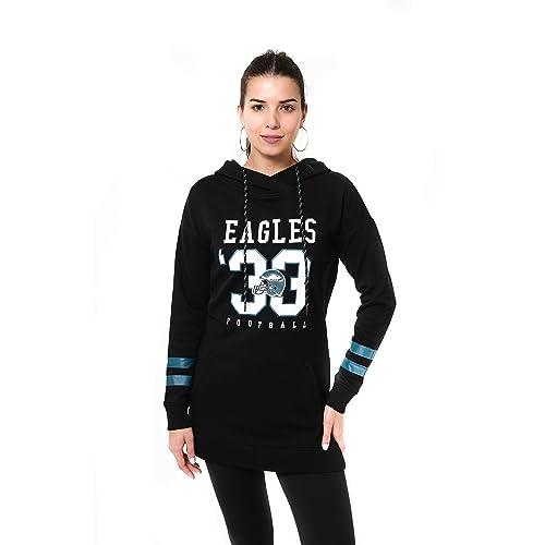 eagles sweatshirt womens