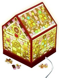 208ピース ジグソーパズル パズルライト お菓子の家