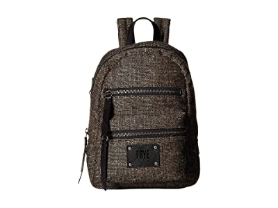 Frye Ivy Mini Backpack (Black) Backpack Bags