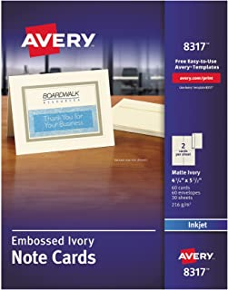 avery 8317 template