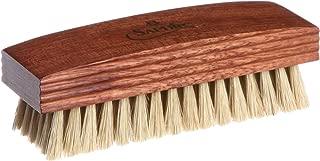 [サフィールノワール] ブラシ ポリッシャーブリストルブラシ 豚毛 12㎝ 靴磨き 磨きこみ 浸透 メンズ 9552641