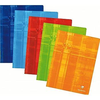 Clairefontaine 73050C Copriquaderno Trasparente 17 x 22 cm