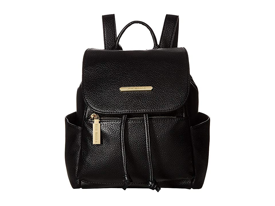 Steve Madden Btran Backpack (Black) Backpack Bags