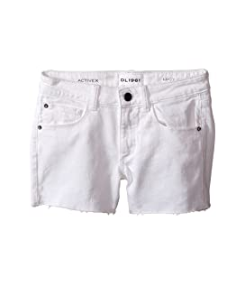 Lucy Cut Off Shorts in Snowcap (Big Kids)