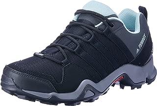 adidas Australia Women's Terrex AX2 Climaproof Hikings Shoes, Core Black/Core Black/Ash Green