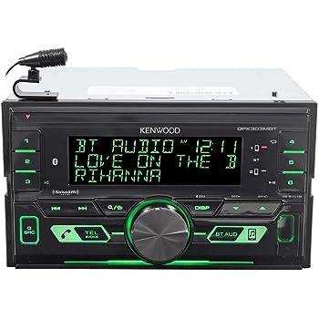 Kenwood DPX503BT Double 2 Din lecteur CD Bluetooth Spotify Radio SiriusXM prêt