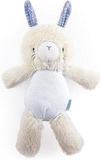 Ingenuity Premium Soft Plush Squeak Toy - Sylvi The Bunny, Ages Newborn +
