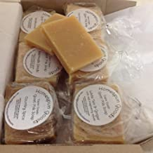 Goat Milk Soap - 6 packages - 2 bars per package. Perfect for holiday travel, guest, hostess gifts and stocking stuffers.