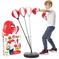 Deals on Whoobli Punching Bag for Kids with Stand