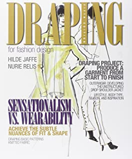 Draping for Fashion Design (5th Edition) (Fashion Series)