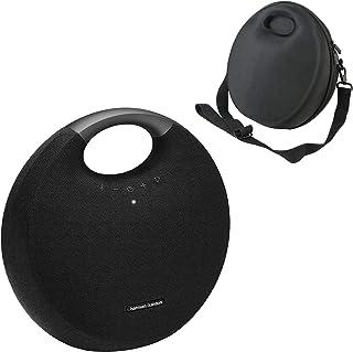 Harman Kardon Onyx Studio 6 Wireless Bluetooth Speaker - IPX7 Waterproof Extra Bass Sound System with Rechargeable Batter...