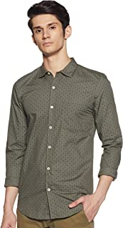 Max Men's Regular Casual Shirt