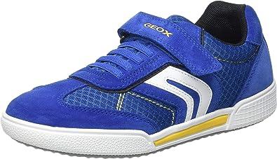 Geox Boy's J Poseido C Sneaker