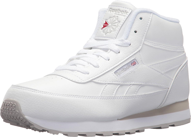 Reebok Men's CL Renaissance MID WDE 4E Sneaker