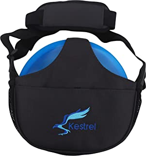Kestrel Weekday Disc Golf Bag | Fits 5-7 Discs | for Beginner and Advanced Disc Golf Players