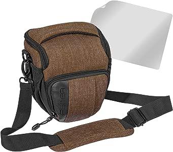 Fashion camera case for Nikon D500  D610  D3300  D3400  D5300  D7100  ...