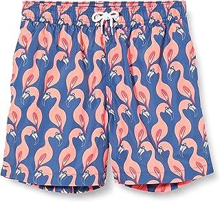 Hackett London Flamingo Volley B Bañadores, Rosa (Pink 325), 146 (Talla del Fabricante: Y11) para Niños