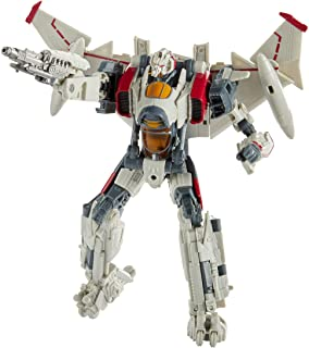 Transformers Toys Studio Series 65 Voyager Class Transformers: Bumblebee Movie Blitzwing Action Figure - Ages 8 and Up, 6....