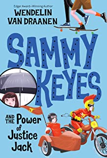 Sammy Keyes and the Power of Justice Jack: 15