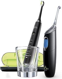 Philips 飞利浦 Diamond Clean系列 – 电动牙刷以及 AirFloss Ultra 口腔冲洗器特惠装 黑色