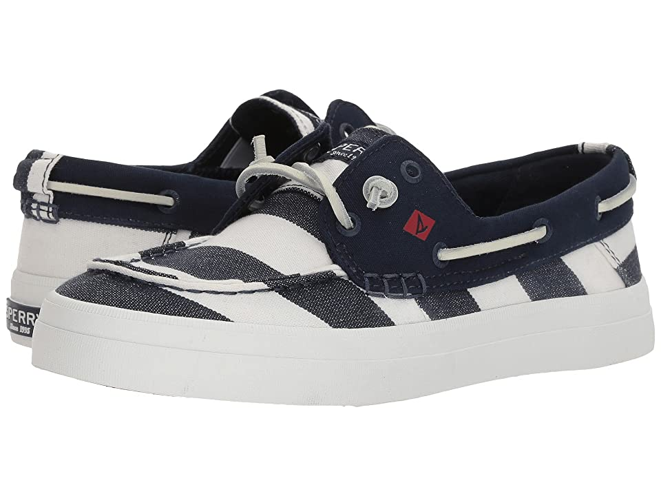 Sperry Crest Resort Breton (Navy/White) Women