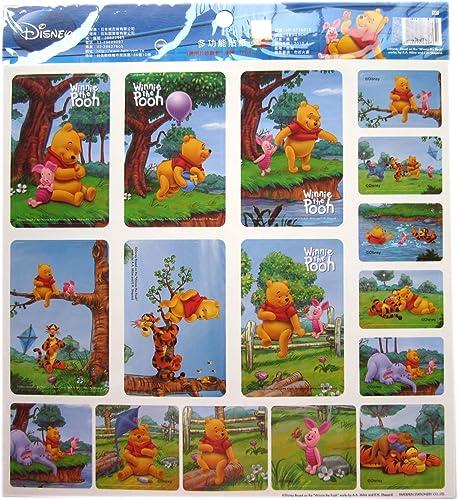 Winnie Pooh Aufkleber - Disney