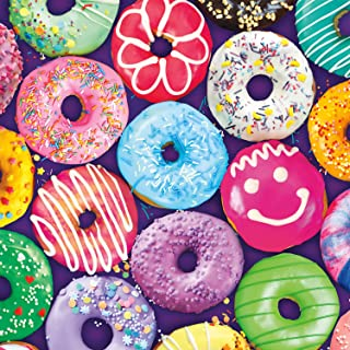 Best Buffalo Games - Delightful Donuts - 300 Large Piece Jigsaw Puzzle Review
