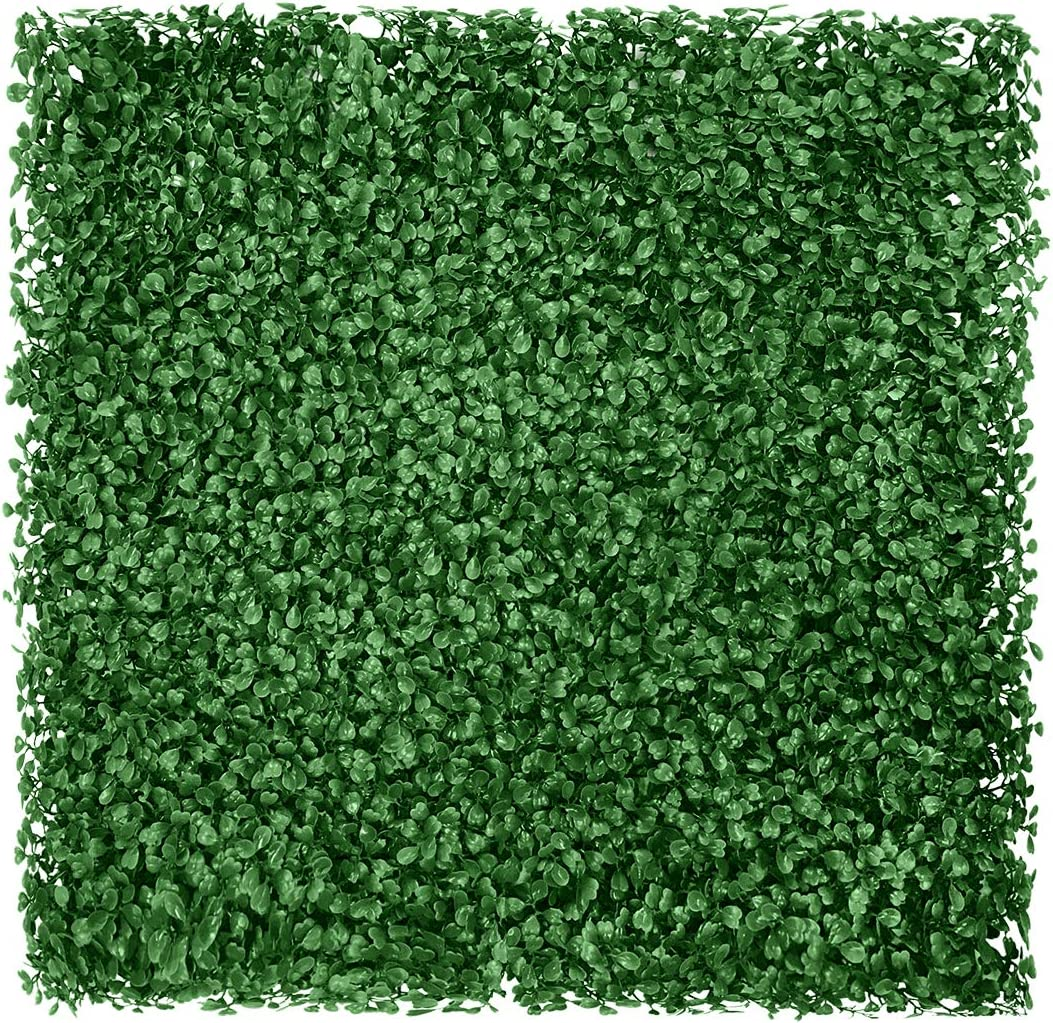Windscreen4less Artificial Faux Quality inspection Ivy Screen Ranking TOP10 Leaf Decorative Fence