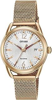 Citizen Women's Eco-Drive Mesh Bracelet Watch