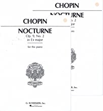 Nocturne Op.9, No.2 in Eb Major for piano by Chopin