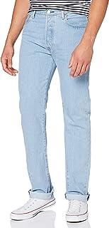 501 Original Fit Jeans, Pantalón vaquero con diseño clásico y cómodos de usar, Hombre