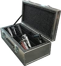 Americase-Ultra-Lite Eight Pistol Case - Made in the U.S.A.