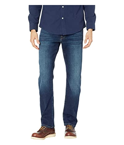 Mavi Jeans Jake Regular Rise Slim Leg in Dark Brushed Cashmere (Dark Brushed Cashmere) Men