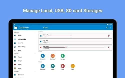 『USB OTGルートクラウドFTPファイヤTV用ファイルマネージャ』の10枚目の画像