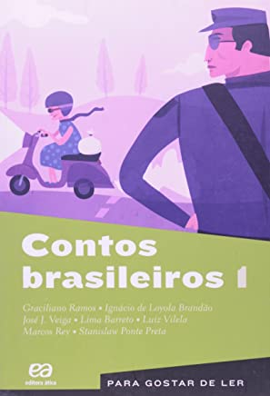 Contos Brasileiros 1 - Volume 8