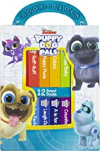 Disney Puppy Dog Pals - My First Library 12 Board Book Block Set - PI Kids