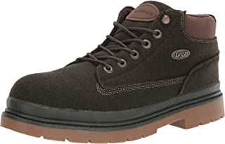 Lugz Mens Drifter Peacoat Casual Boots,