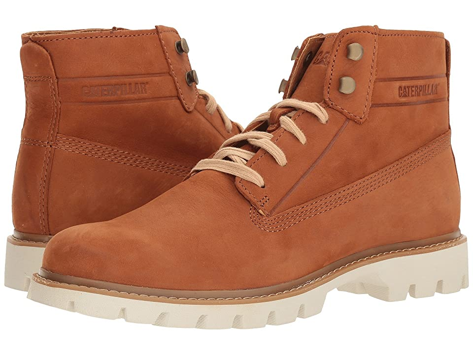 Caterpillar Casual Basis (Ginger Leather) Men