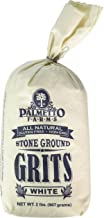 stone ground white corn grits